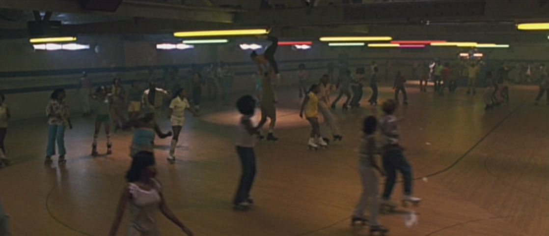Roller bounce movie