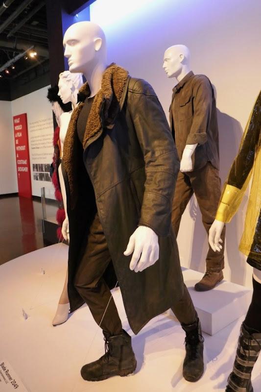Blade Runner 2049 K coat