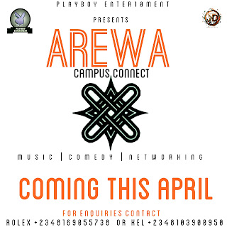 [EVENT] AREWA CAMPUS CONNECT (COMING THIS APRIL)