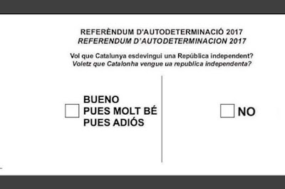 butifarrendum , referendum, Cataluña ,
