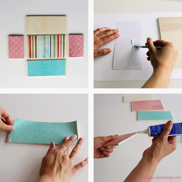 casita de muñecas modular DIY: paso a paso