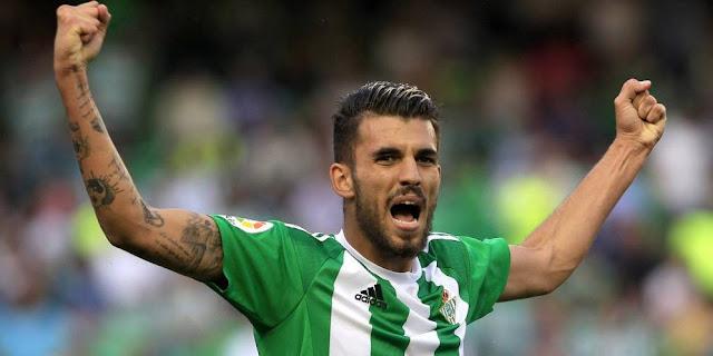 SBOBETASIA - Ceballos Tolak Kontrak Baru Dari Betis Demi Real Madrid