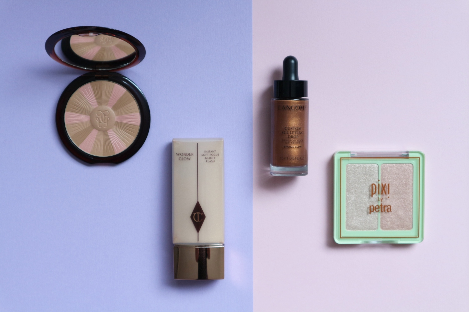 best makeup glow products