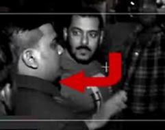 Salman Khan Slaps His Bodyguard?