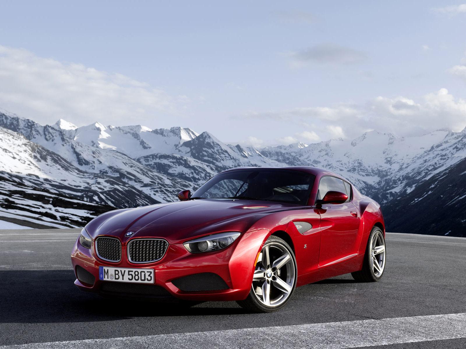 Gambar Mobil: BMW Zagato Coupe Concept