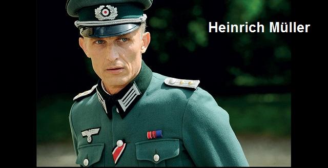 Η εξαφάνιση του αρχηγού της Γκεστάπο, Χάινριχ Μίλερ. Γιατί δεν βρέθηκε ποτέ;