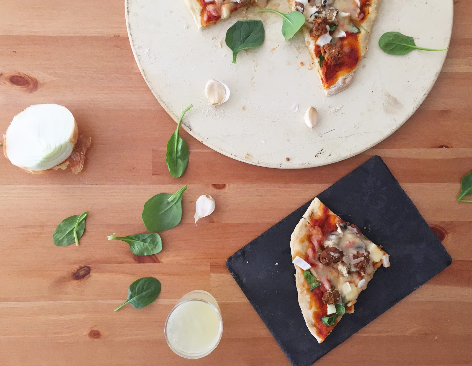 """My Take on Becoming """"Vegan"""" + a Delicious Vegan Pizza Recipe"""