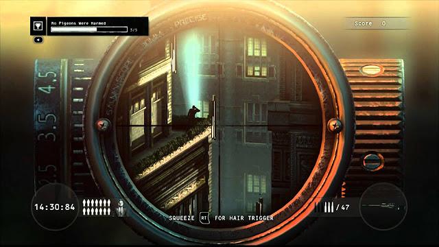 Hitman Sniper Challenge Free Version