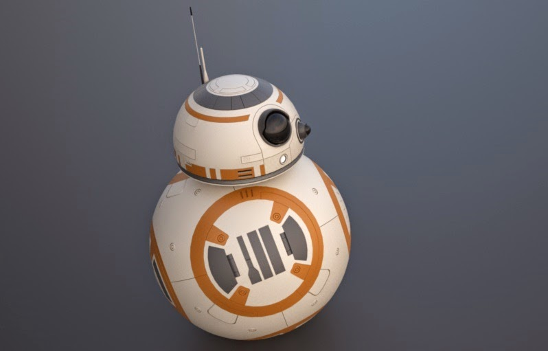 graphic regarding Bb 8 Printable known as Stinsons All Components Star Wars Site: BB-8: Total Scale and