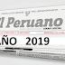 AÑO 2019 YA TIENE NOMBRE OFICIAL