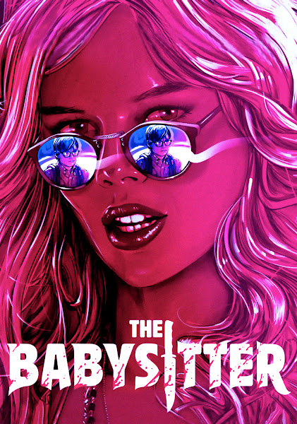 The Babysitter (2017) Dual Audio [Hindi-DD5.1] 1080p HDRip ESubs Download