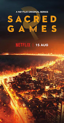 Sacred Games S02 Hindi Complete Series 720p WEBHD HEVC x265