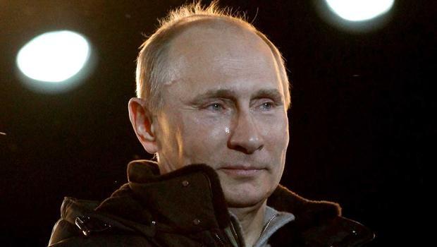 克裡姆林宮消息來源聲稱:勇敢的普京在最後一分鐘決定對抗邪惡組織光明會,並拼命地試圖阻止第三次世界大戰的爆發!