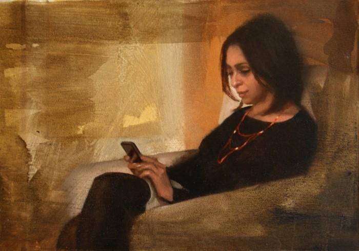 Ирландский художник. Brian Smith
