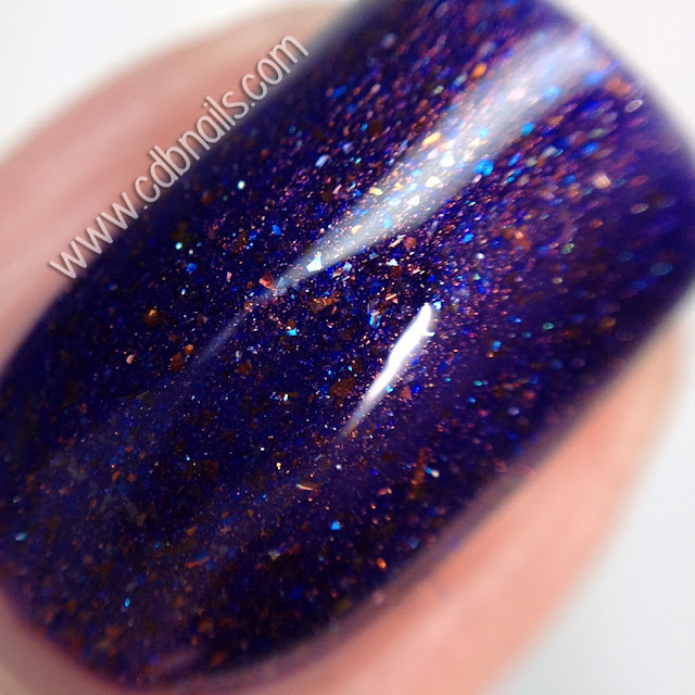 Supernatural Lacquer-Eternal Ember