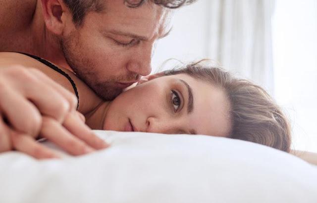 Ilustrasi hubungan seks