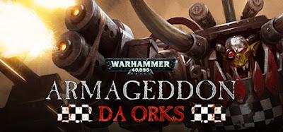 Warhammer 40000 Armageddon Da Orks