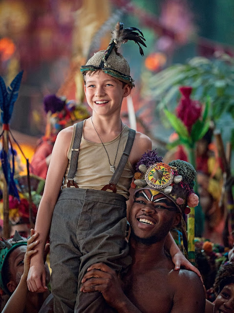 Peter figurino, Peter Pan 2015 filme