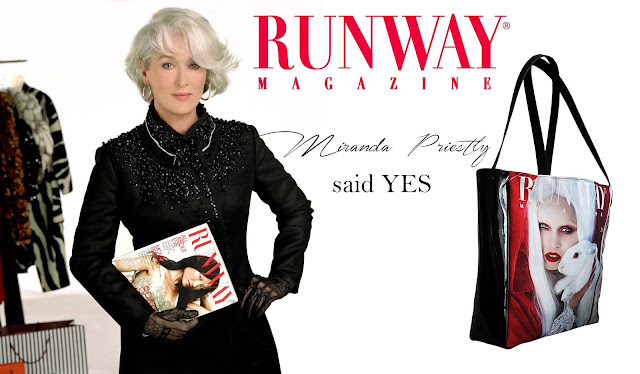 runway magazine official