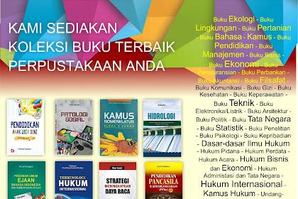 Daftar Buku Kamus Hukum Sinar Grafika
