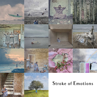 Stroke of Emotions series by Sara Harley