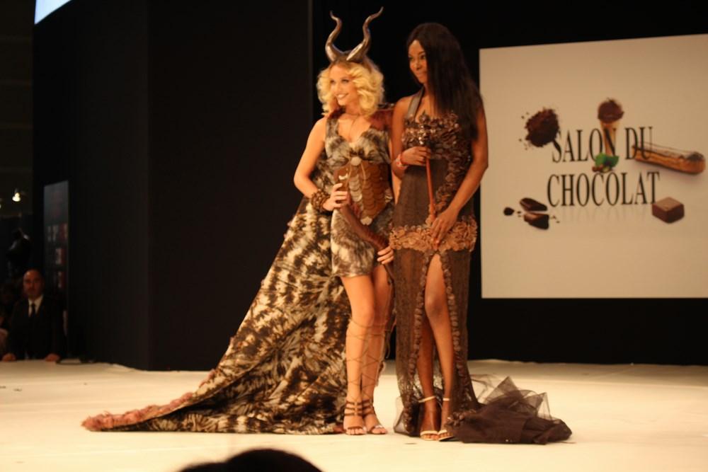 Salon du chocolat 2016