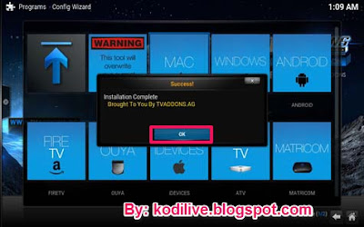 How To Install Fusion Addon In Kodi Step 17