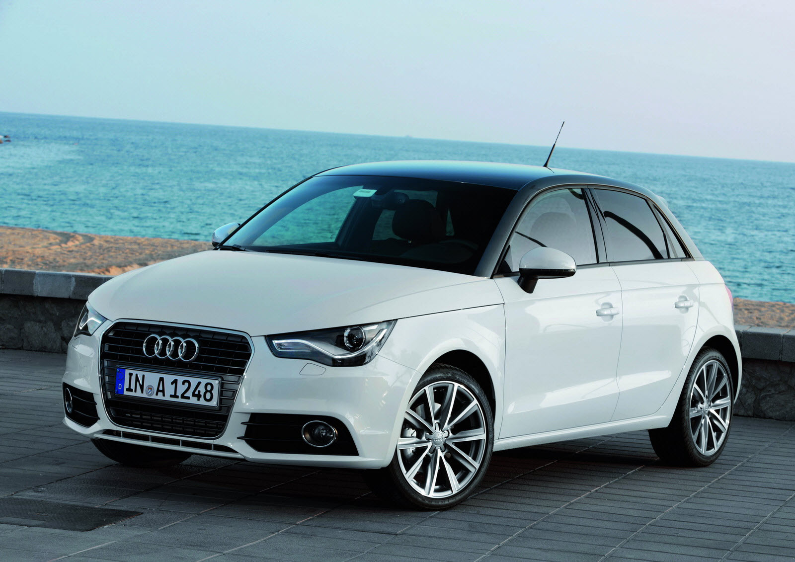 new audi a1 sportback. Black Bedroom Furniture Sets. Home Design Ideas