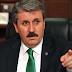 BBP başkanı Mustafa Destici'nin referandum yorumu. | Akademi Dergisi