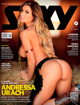 Download Revista Sexy: Andressa Urach Setembro 2013