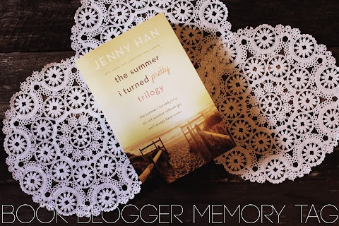 TAG TUESDAY: The Book Blogger Memory Tag