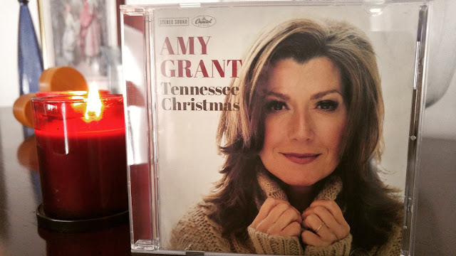 Tennessee Christmas CD by Amy Grant