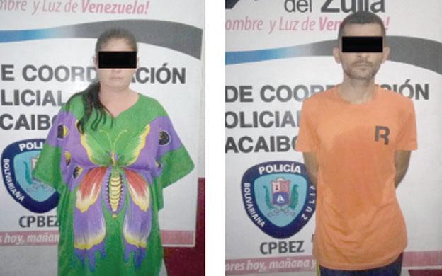 Atraparon a una mujer embarazada atracando con un arma de juguete