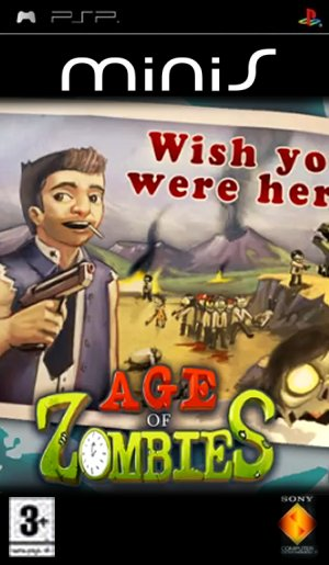 Age Of Zombies [Minis][Inglés]