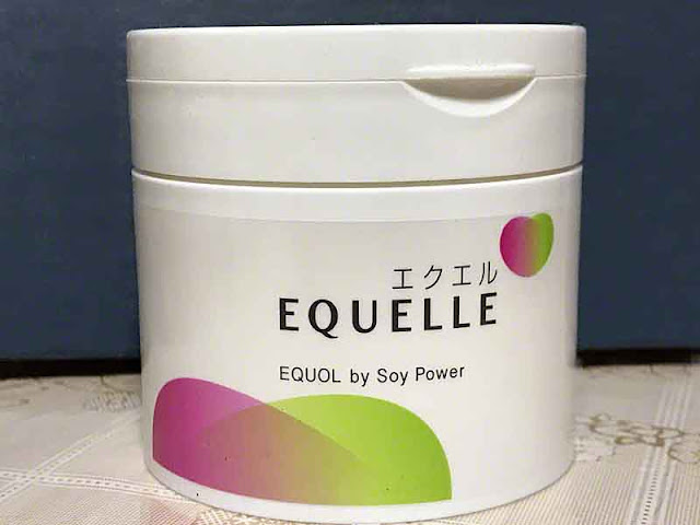 Equol pills by Soy Power fro women over 40