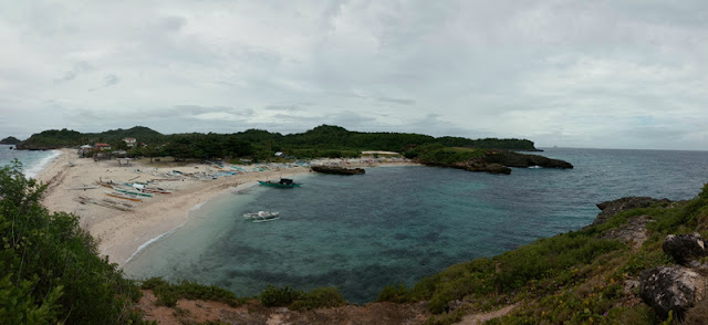 Liog-Liog Beach, Carnaza Island, Cebu