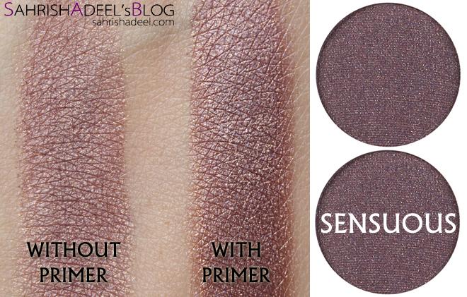 Makeup Geek Pressed Eyeshadows - Sensuous