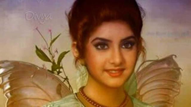 divya bharti husband images
