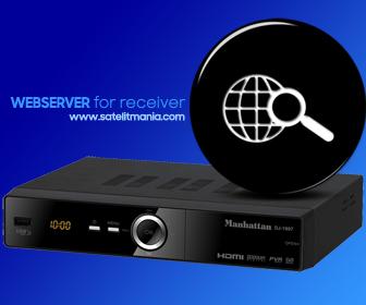 receiver yang bisa web server