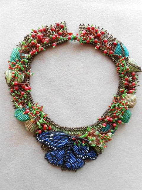 Inspirational Beaded Accessories By Etsy Bead Embroidery Guild The