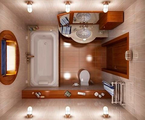 organizar-baño-pequeño