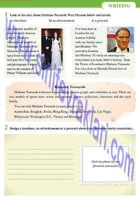 8. Sınıf İngilizce Tutku Yayınları Ders Kitabı Cevapları Sayfa 79