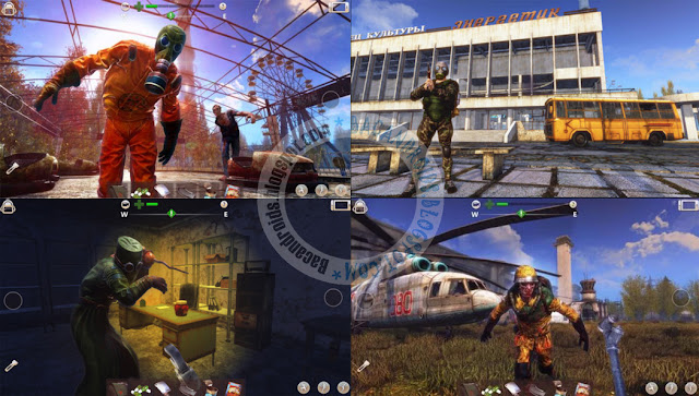 Radiation City Apk data Full Release Android