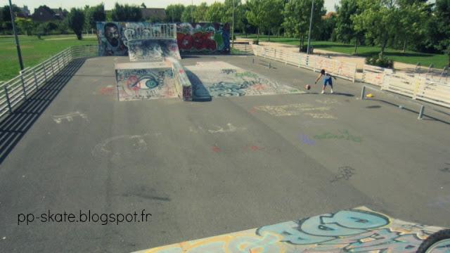 Skatepark Lezennes