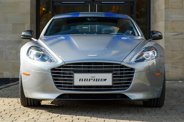 2017 Aston Martin RapidE Price, Review, Specs, Release Date