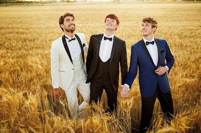 Protocolo, Protocolo Novios, Especial Novios, novios, Novios 2017, Bodas 2017, bodas, moda masculina, blog moda masculina,