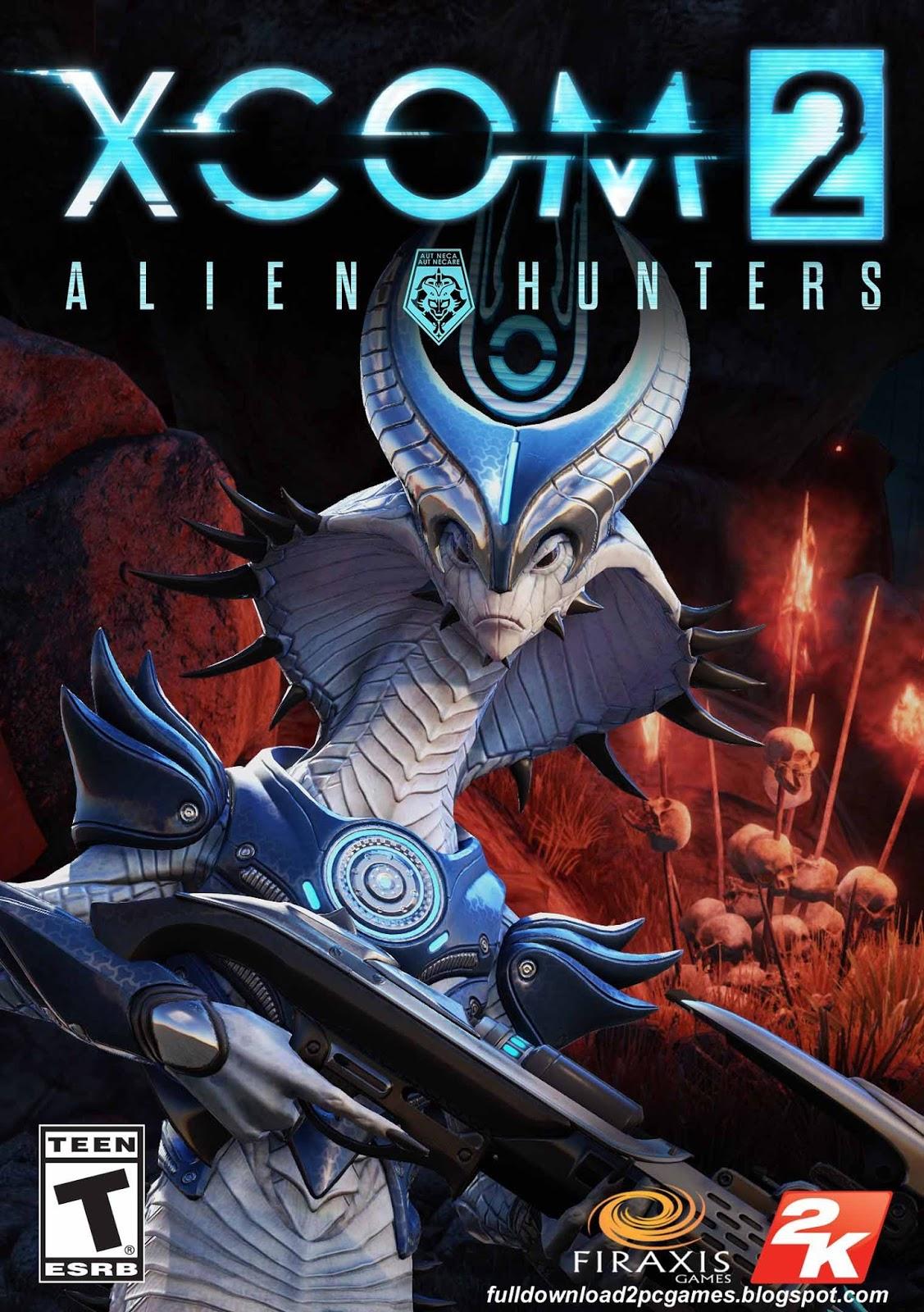 XCOM 2 Alien Hunters Free Download PC Game DLC Full