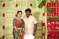 Rahul with Sridevi Seemandam Function Photos