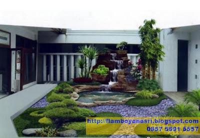 Tukang Taman Surabaya Taman Miniatur