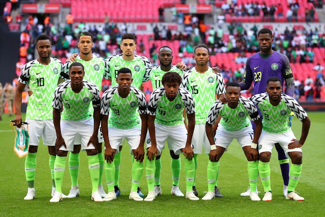 Nigeria World Cup Fixtures, Squad, Group, Guide